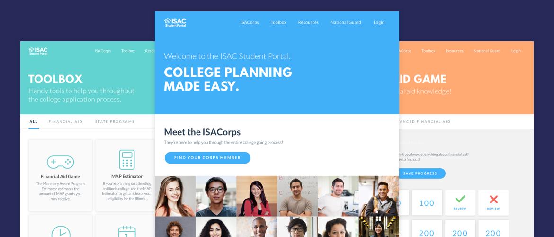 ISAC Student Portal