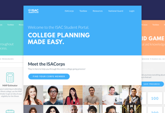 ISAC Student Portal
